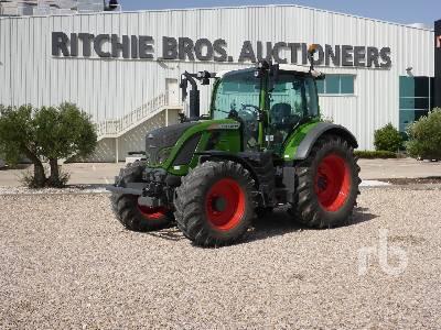 2020 FENDT 512 VARIO MFWD Tractor