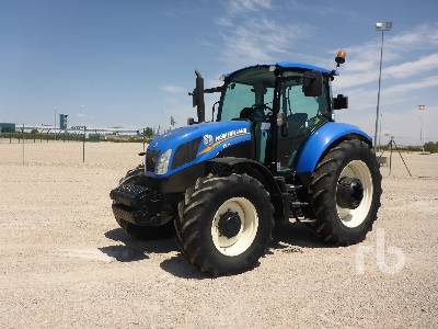 2015 NEW HOLLAND T5.115 MFWD Tractor