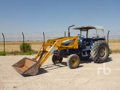 EBRO 6079 2WD Tractor