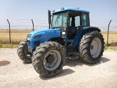 2002 LANDINI ATLANTIS 90 MFWD Tractor
