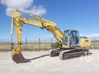 2006 NEW HOLLAND E215 Hydraulic Excavator