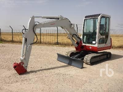 2006 TAKEUCHI TB135 Mini Excavator (1 - 4.9 Tons)