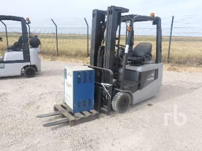 2008 NISSAN 1N1L15Q Electric Forklift