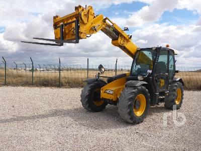 2013 JCB 536.60 4x4x4 Telescopic Forklift