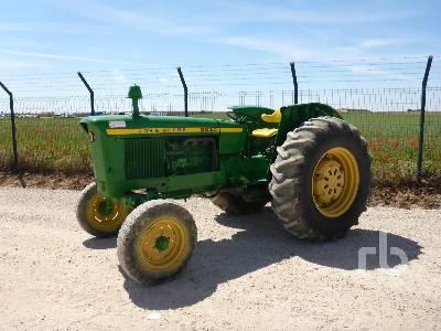 JOHN DEERE 2030 2WD Tractor