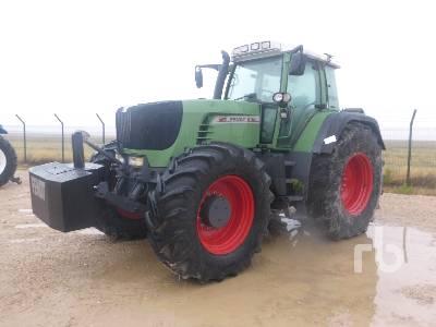 2006 FENDT FAVORIT 930 VAR MFWD Tractor