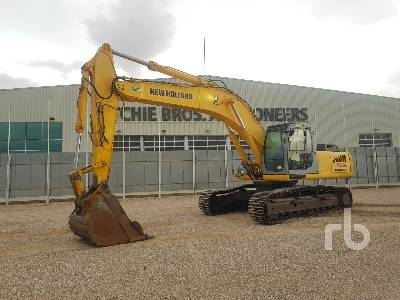 2006 NEW HOLLAND E385 Hydraulic Excavator