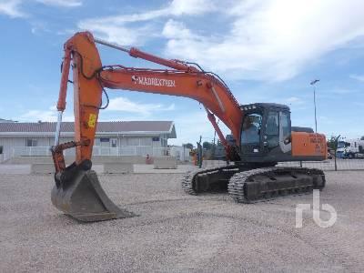 2008 HITACHI ZX350LCN-3 Hydraulic Excavator