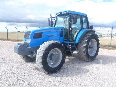 2000 LANDINI DT145 MFWD Tractor