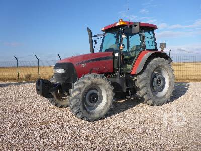 2006 CASE MXM120 PRO MFWD Tractor