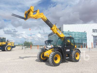2016 JCB 541-70 4x4x4 Telescopic Forklift