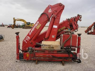 2006 FERRARI F719A6 Hydraulic Truck Crane