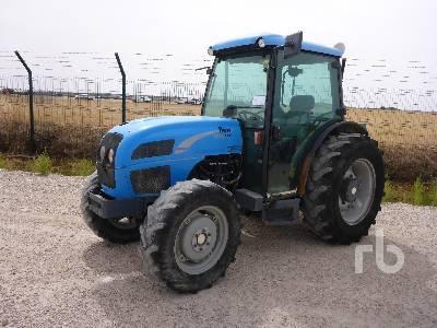 2004 LANDINI REX105 GT MFWD Tractor