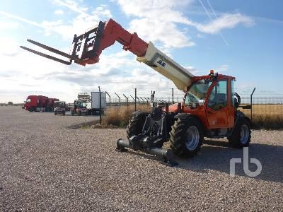 2003 JLG 4013 4x4x4 Telescopic Forklift