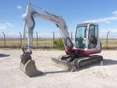 2005 TAKEUCHI TB145 Mini Excavator (1 - 4.9 Tons)