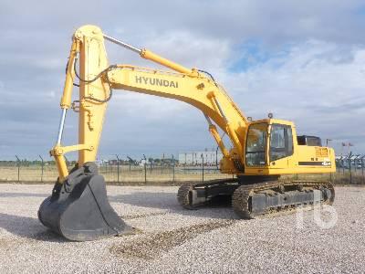 HYUNDAI ROBEX 450LC7-A Hydraulic Excavator