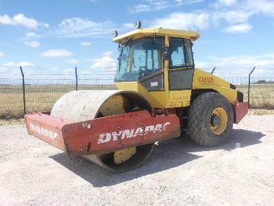 2006 DYNAPAC CA512D Vibratory Roller