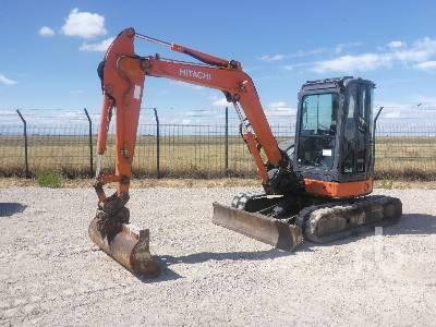 2006 HITACHI ZX50U-2 CLR Mini Excavator (1 - 4.9 Tons)