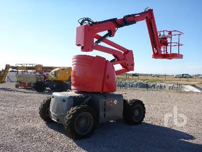 2005 HAULOTTE HA12PX 4x4 Articulated Boom Lift