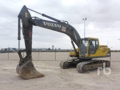 2002 VOLVO EC240BNLC Hydraulic Excavator