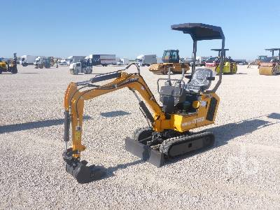 Unused 2021 RHINOCEROS XN10 Mini Excavator (1 - 4.9 Tons)