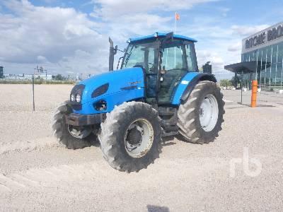 2004 LANDINI VISION 105 MFWD Tractor