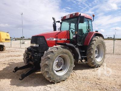 1998 CASE IH MX120 MFWD Tractor