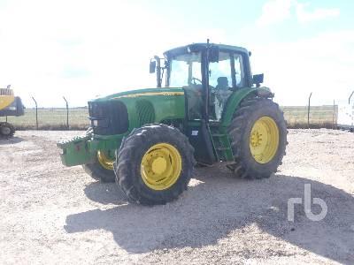 2004 JOHN DEERE 6920 MFWD Tractor