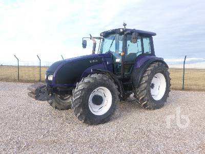 2006 VALTRA T140 MFWD Tractor