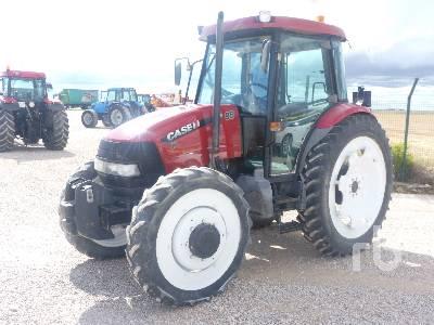 2007 CASE IH JX95 MFWD Tractor