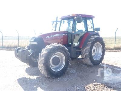 2003 CASE IH MXM155 MFWD Tractor