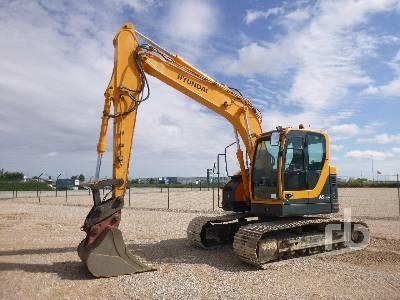 2013 HYUNDAI ROBEX145LCR9 Hydraulic Excavator