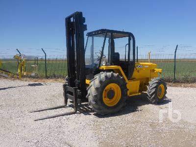 1989 JCB 926 4x4 Rough Terrain Forklift