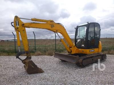 JCB 8056 Mini Excavator (1 - 4.9 Tons)
