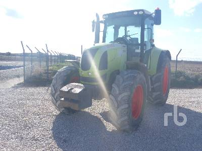 2011 CLAAS ARION 630C MFWD Tractor