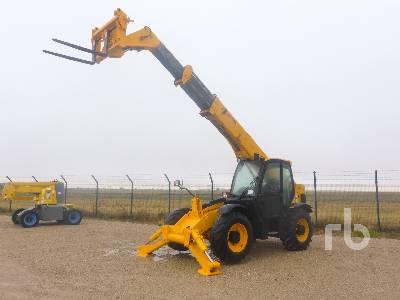 2007 JCB 535-125A 4x4x4 Telescopic Forklift