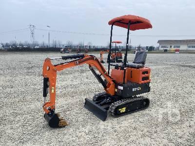 Unused 2020 SHANDING SD12D Mini Excavator (1 - 4.9 Tons)