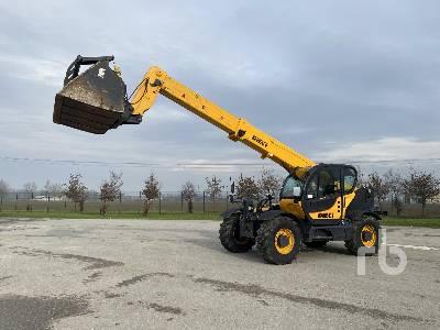 2017 DIECI SAMSON 75.10 7500 Kg 4x4x4 Telescopic Forklift