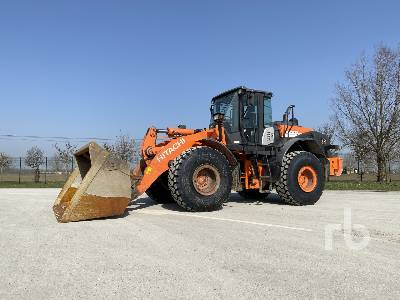 2017 HITACHI ZW220-6 Wheel Loader