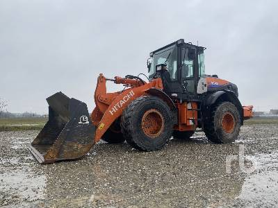 2018 HITACHI ZW150-6 Wheel Loader