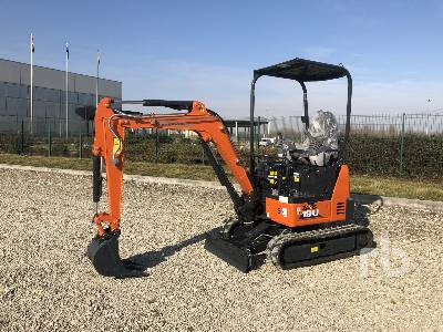 Unused 2020 HITACHI ZX19U-6 Mini Excavator (1 - 4.9 Tons)