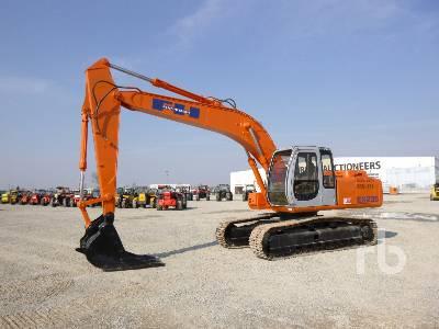 2000 FIAT-HITACHI EX235 Hydraulic Excavator