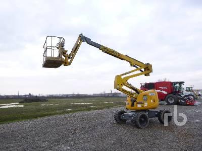 2007 HAULOTTE HA16SPX Articulated Boom Lift
