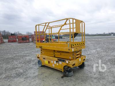 2006 HAULOTTE COMPACT 10 Scissorlift Parts/Stationary Construction-Other