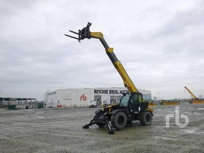 2008 HAULOTTE HTL4014 4000 Kg 4x4x4 Telescopic Forklift