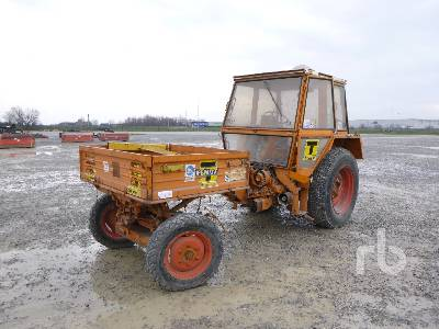FENDT F275GTS Tool Carrier Agricultural Tractor Parts/Stationary Construction-Other