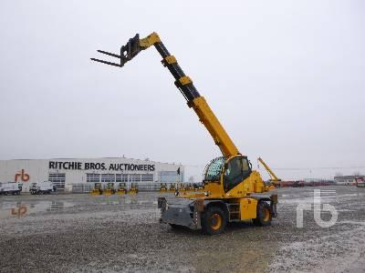 2008 DIECI PEGASUS 40.17 4000 Kg 4x4x4 Telescopic Forklift