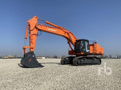 2009 HITACHI ZX470LCH-3 Hydraulic Excavator
