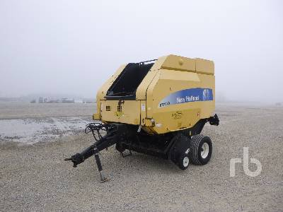 2006 NEW HOLLAND BR7070 Round Baler