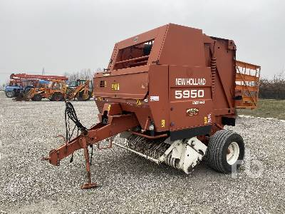 1996 NEW HOLLAND 5950 Baler